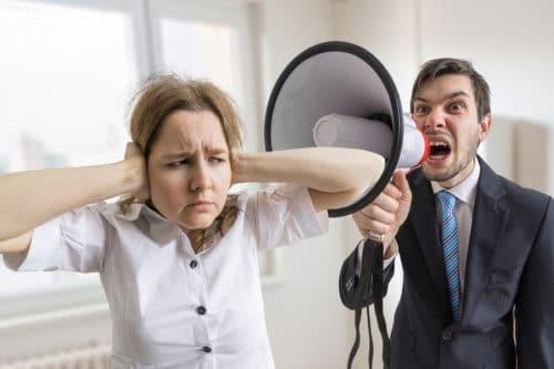 Konflikte am Arbeitsplatz - Mobbing durch Vorgesetze